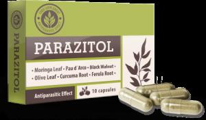 Parazitol - Как се приема? Дозировка Как се използва?
