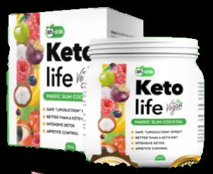 KetoLife - Дозировка Как се приема? Как се използва?